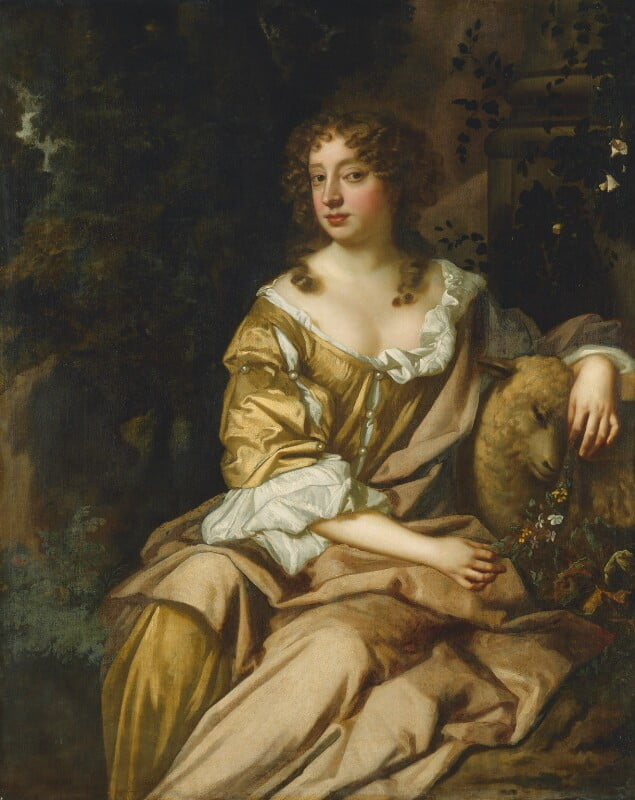 Nell Gwyn by Sir Peter Lely