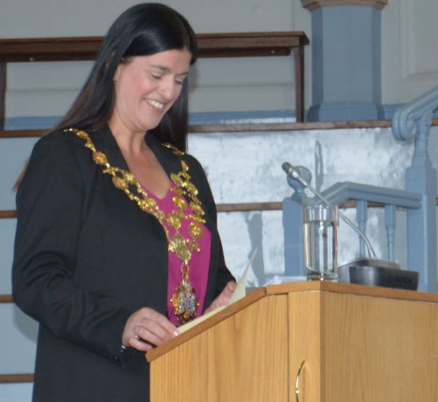 Herefordshire City Council Award Cermony