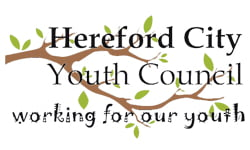 Hereford City Youth Council Logo