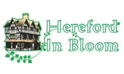 Hereford In Bloom Logo