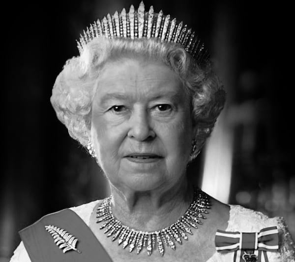Queen Elizabeth the Second