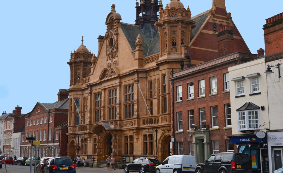 Hereford City Council Building