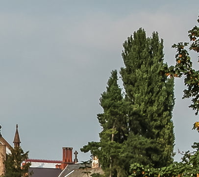 The Hereford Skyline
